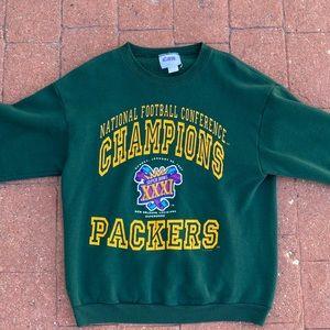 Vintage Packers Crewneck